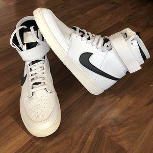New Nike Double Court Summit White Men's Size 9.5